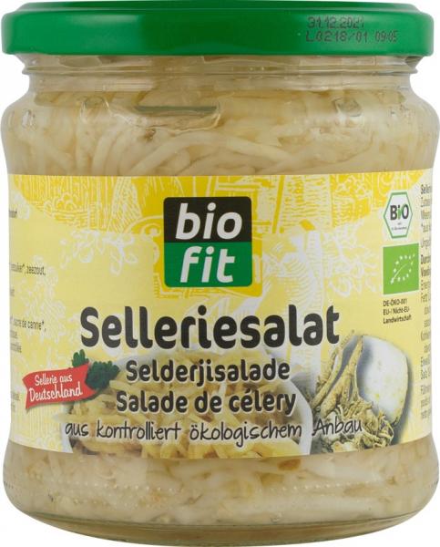 Salata de telina BIO, 320gr/190gr, Bio Fit [0]