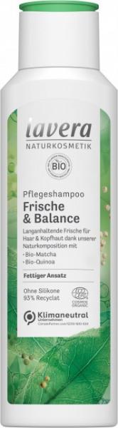 Sampon BIO pentru prospetime si echilibru, 250 ml LAVERA [0]