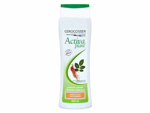 Sampon contra caderii parului Activa Plant 400 ml [0]