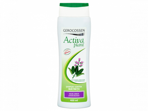 Sampon contra matretii Activa Plant 400 ml [0]