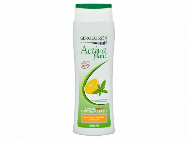 Sampon forte contra matretii Activa Plant 400 ml [0]