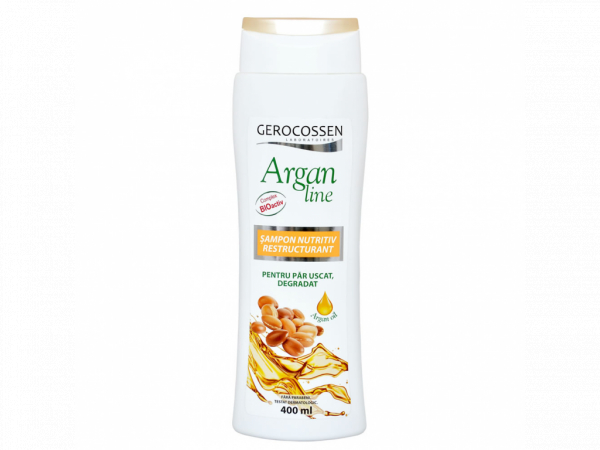 Sampon nutritiv restructurant Argan Line 400 ml [0]