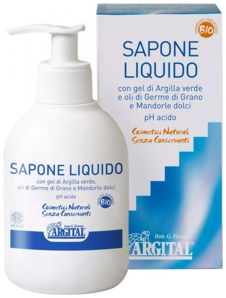 Sapun lichid BIO,  250 ml Argital [0]