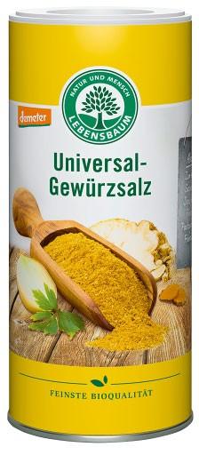 Sare de mare cu condimente (in solnita) 150gr LEBENSBAUM [0]