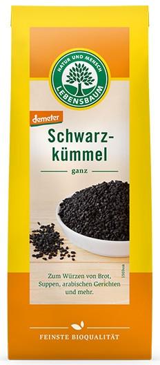 Seminte de chimen negru BIO, 50g LEBENSBAUM [0]