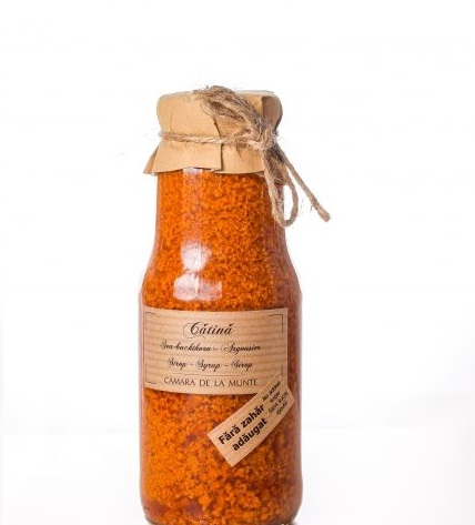 Sirop de catina fara zahar adaugat 300 ml [0]