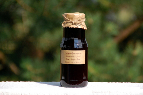 Sirop de coacaze negre 300 ml [0]