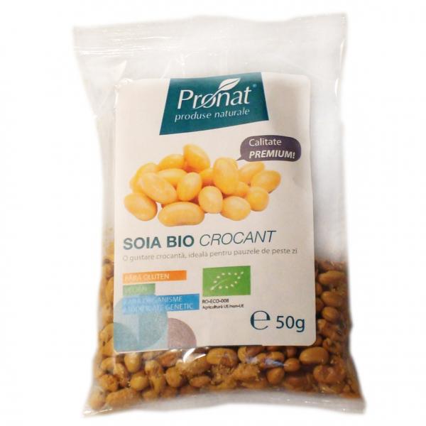 Soia Bio Crocant, 50 g [0]