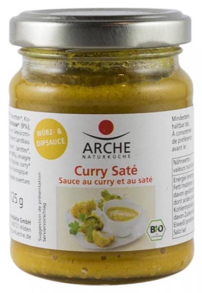 Sos bio de curry, 125g Arche [0]