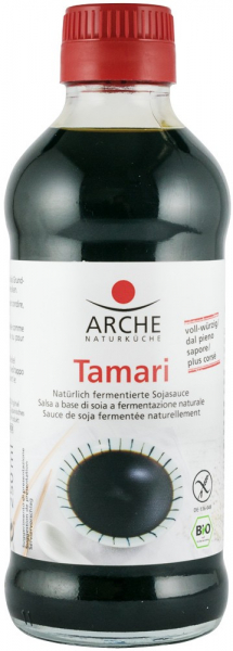 Sos Bio De Soia Tamari, 250 Ml Arche [0]