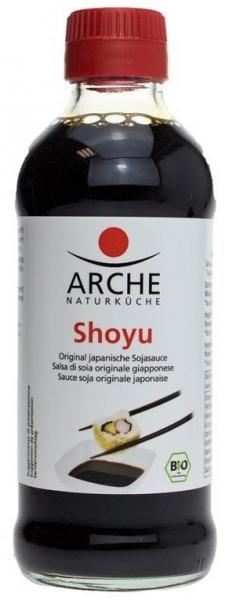 Sos de soia Shoyu, bio, 250 g Arche [0]