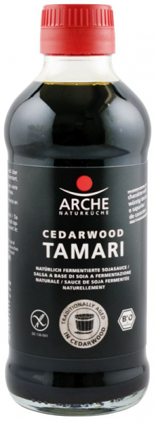 Sos de soia Tamari Cedarwood, bio, 250 g Arche [0]