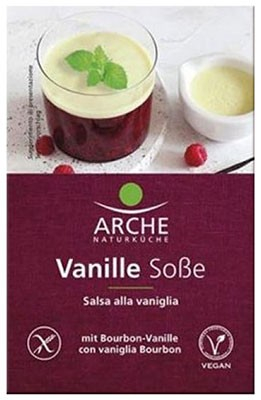 Sos de vanilie bio, 3x16 g Arche Naturkche [0]