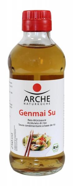 Sos Genmai Su, bio, 250 g Otet de orez Arche [0]