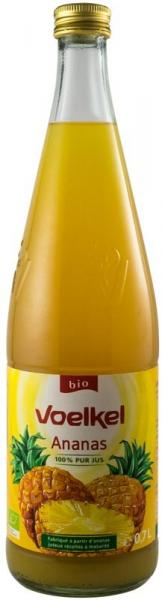 Suc bio de ananas, 0.7l VOELKEL [0]