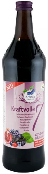 Suc BIO din 7 superfructe, 700 ml Aronia Original [1]