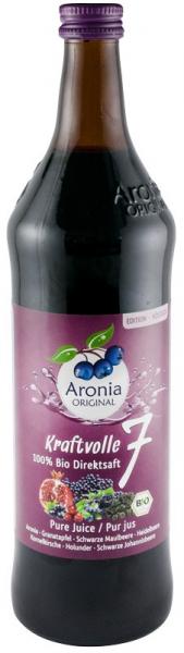 Suc BIO din 7 superfructe, 700 ml Aronia Original [0]
