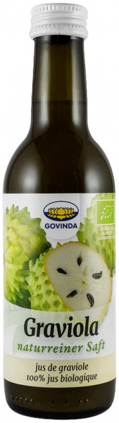 Suc Bio din Graviola, 250ml Govinda [0]