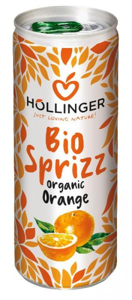 Suc de portocale Bio Hollinger 250 ml, Carbogazos HOLLINGER [0]
