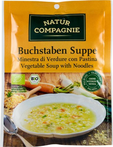 Supa Alfabet, bio, 50 g NATUR COMPAGNIE [0]
