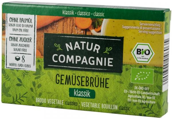 Supa bio de legume, 8 cuburi NATUR COMPAGNIE [0]