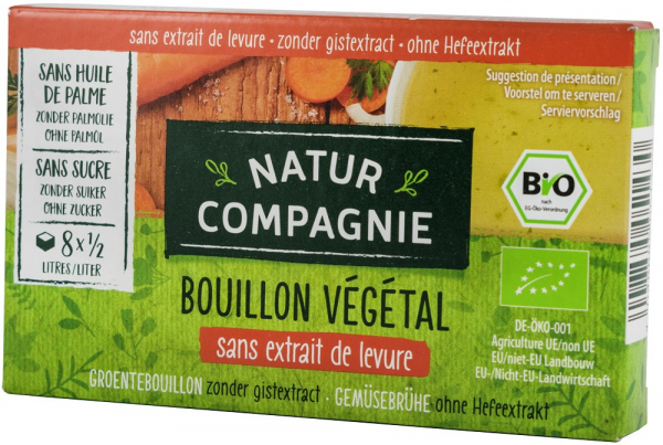 Supa bio de legume, 80 g NATUR COMPAGNIE [0]