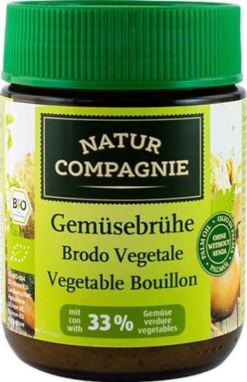 Supa bio de legume cu 33% legume, 100 g NATUR COMPAGNIE [0]