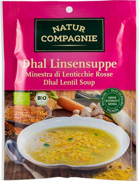 Supa crema Bio de linte, 60 g NATUR COMPAGNIE [0]