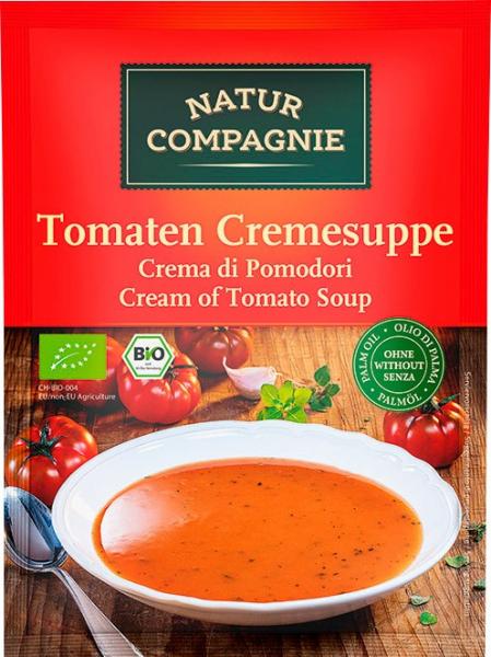 Supa crema de rosii, bio, 40 g NATUR COMPAGNIE [0]