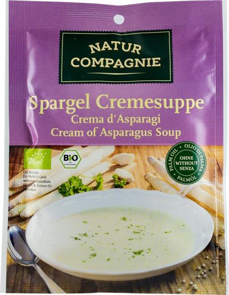 Supa crema de sparanghel, bio, 40 g NATUR COMPAGNIE [0]