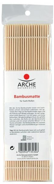 Suport din bambus pentru sushi, 1buc Arche [0]