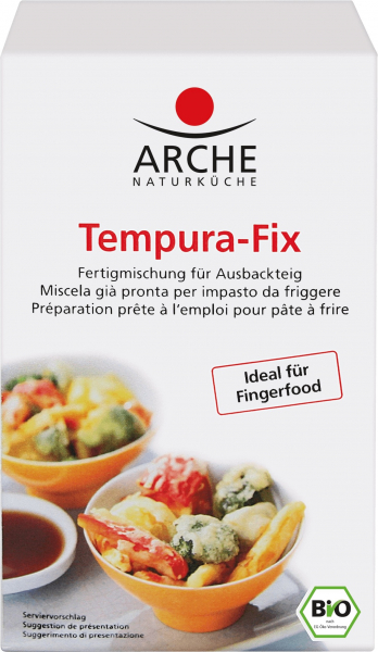 Tempura Fix, bio, 200 g Arche [0]