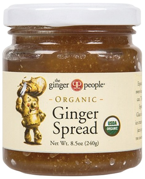 The ginger party - Gem Bio de ghimbir, 240 g [0]