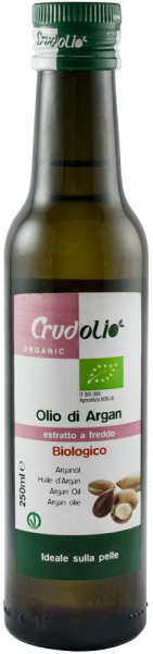 Ulei de argan Bio 250 ml Crudolio [0]