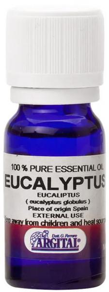 Ulei esential de eucalipt, 10 ml Argital [0]