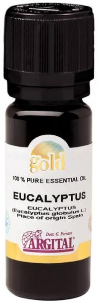 Ulei esential de eucalipt, 10 ml Argital Gold [0]