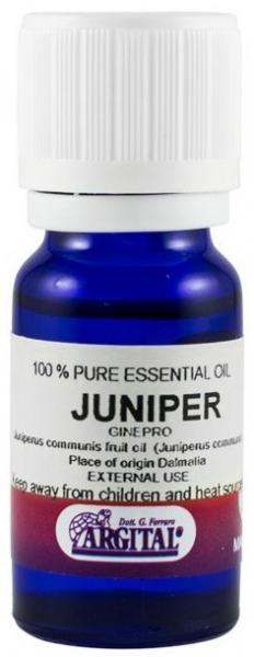 Ulei esential de Ienupar, 10 ml Argital [0]