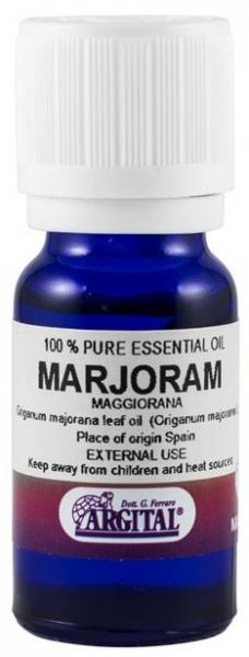 Ulei esential de maghiran, 10 ml Argital [0]
