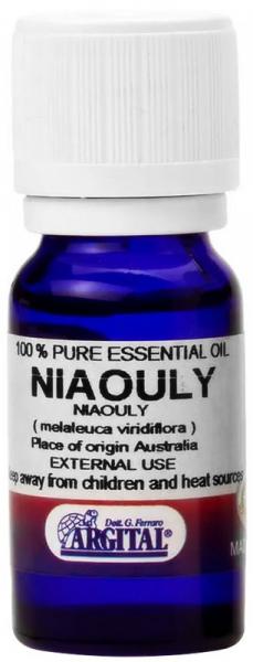 Ulei esential de Niaouly, 10 ml Argital [0]