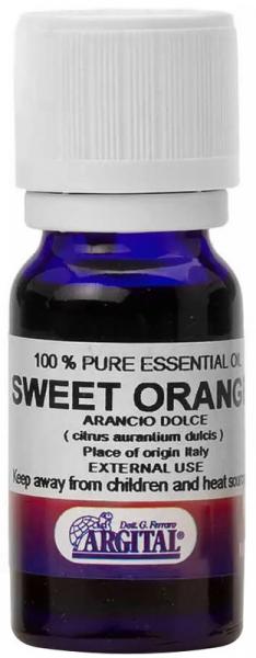 Ulei esential de portocale, 10 ml Argital [0]