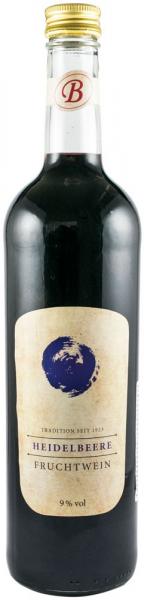 Vin de afine 9% vol.alcool, 750 ml Bavaria Waldfrucht [0]