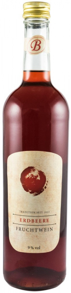 Vin de capsuni 9% vol.alcool, 750 ml Bavaria Waldfrucht [0]