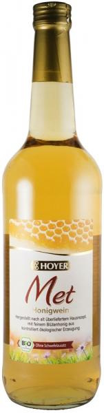 Vin din miere Bio MET, 0.7L Hoyer [0]