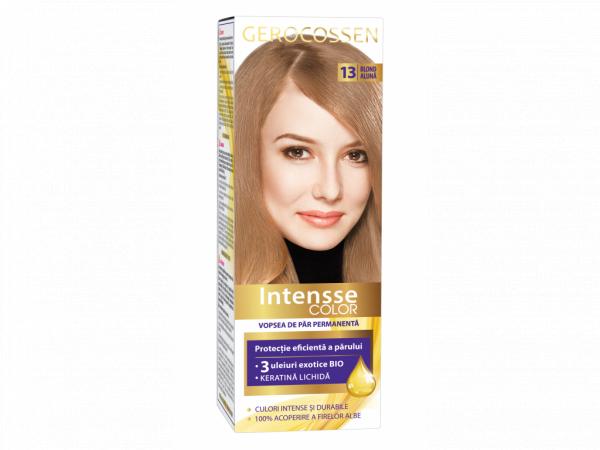 Vopsea de par permanenta Intensse Color 13 Blond Aluna - 50 ml [0]