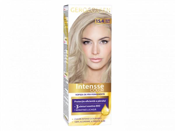 Vopsea de par permanenta Intensse Color 15.4 Blond Perla - 50 ml [0]