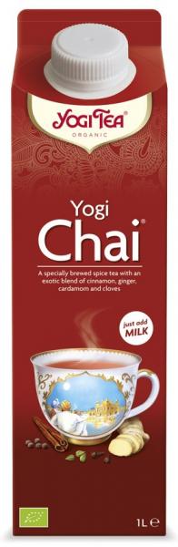 Yogi CHAI, Specialitate preparata de ceai, BIO 1 litru Yogi Tea [0]