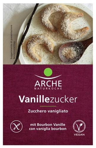 Zahar vanilat bio, 5x8 g Arche Naturkche [0]