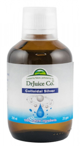 Argint Coloidal 200ml DrJuice [0]