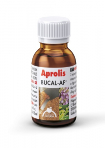 BUCAL-AF, igienizant bucal cu extract de propolis, 15 ml APROLIS [1]