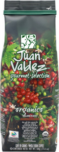Cafea boabe bio, Gourmet Selection 500g Juan Valdez [0]